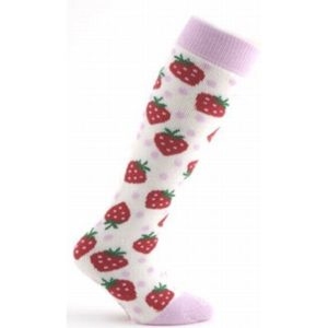 strawberry-patterned-socks