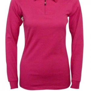 zipped-polo-neck-women